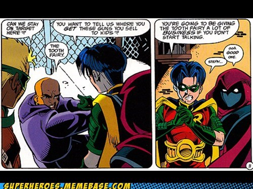 Good one Robin