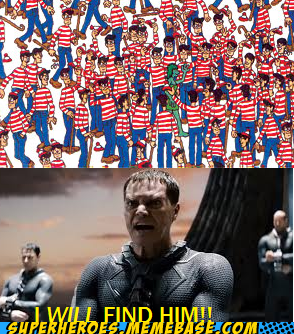 puzzled,zod,superman