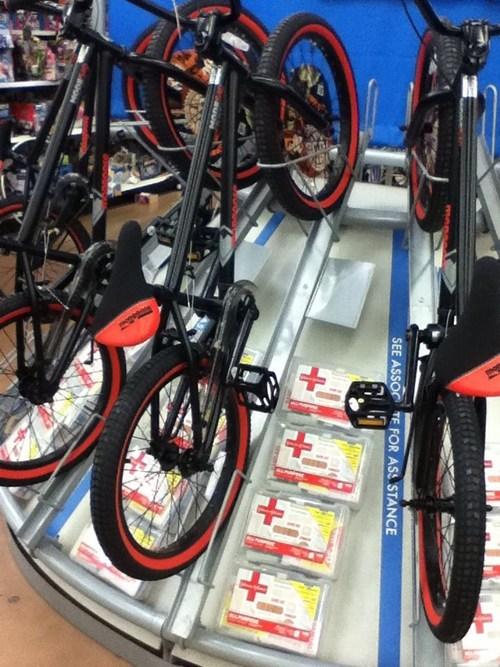 kids,parenting,first aid kit,bikes