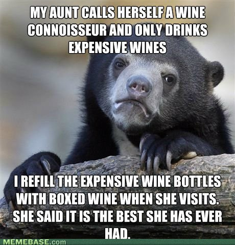 She Might Just Be an Alcoholic