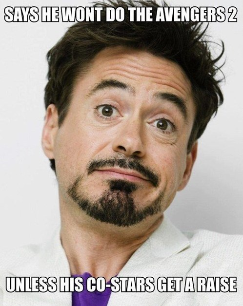 Good Guy Downey
