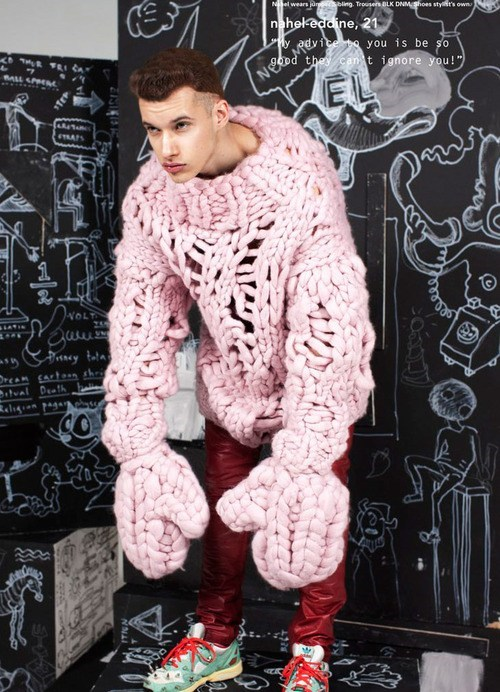 WTH is This Sweater For