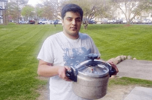 False Alarm of the Day: FBI Questions Saudi Student for Possession of a Pressure Cooker