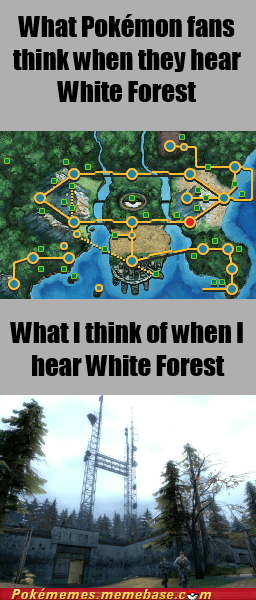 White Forest Crossovers