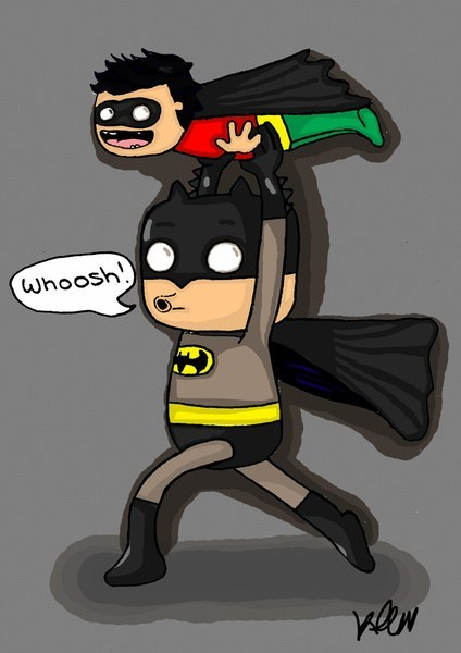 art,robin,batman,funny