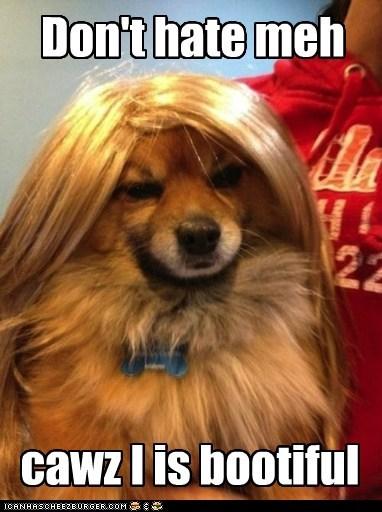 hair,funny,beautiful