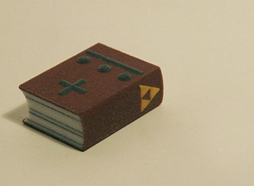 These 3-D Printed Original Legend of Zelda Quest Items Look Tasty
