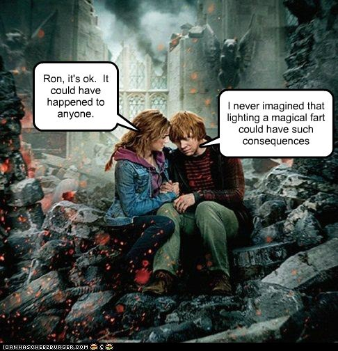 Harry Potter,farts