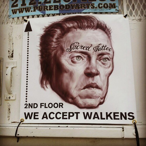 We Accept Walkens