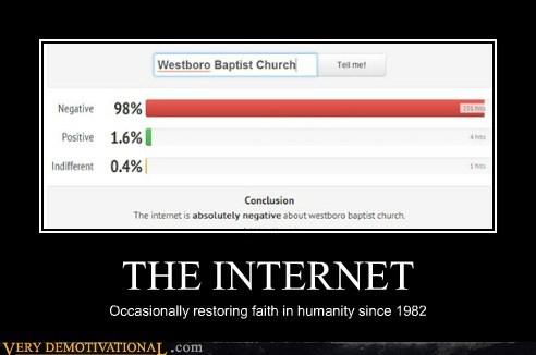 internet,westboro,restoring faith in humanity week