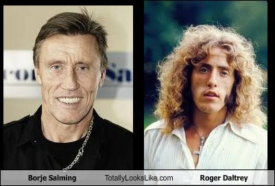 Borje Salming Totally Looks Like Roger Daltrey
