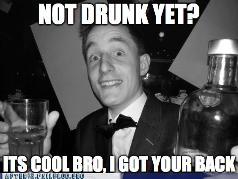 Good Guy Partygoer