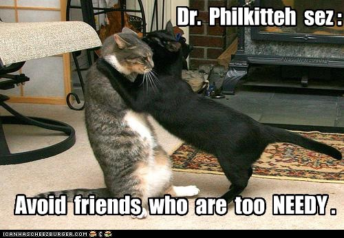 Advice from Dr. PhilKitteh