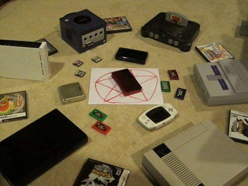 Trying to Summon Pokémon X/Y Early