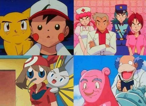 Face Swapping in Pokemon is Amazing