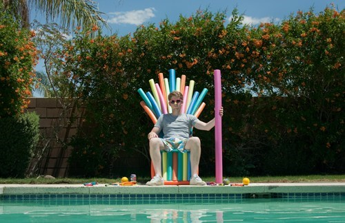 Game of Thrones,pool summer,vacation