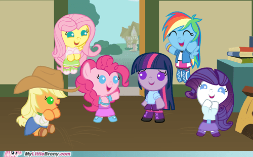 Equestria Fillies