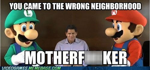 Don't Mess with Reggie