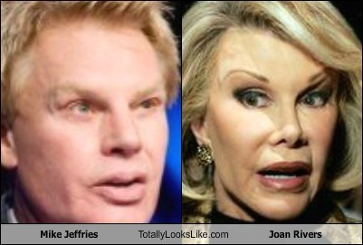 Mike Jeffries Totally Looks Like Joan Rivers