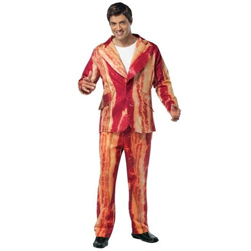 Bacon suit! WANT!