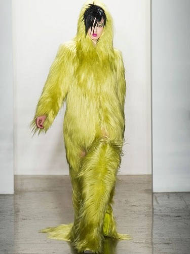 How Many Muppets Had to Die to Make this Jumpsuit?