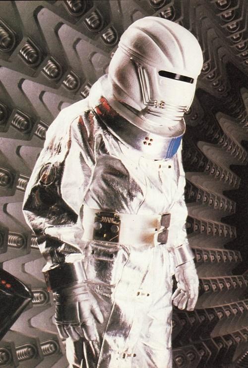 Future Space Suit