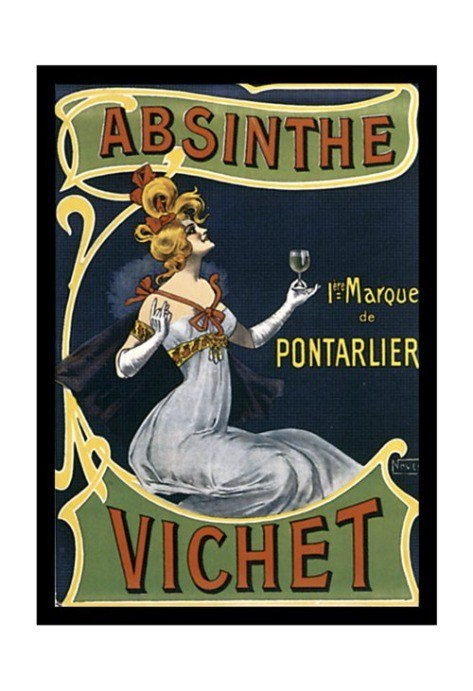 I Figured Absinthe Advertising Would Be Weirder