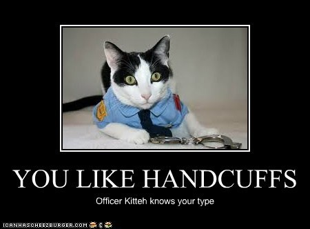 YOU LIKE HANDCUFFS