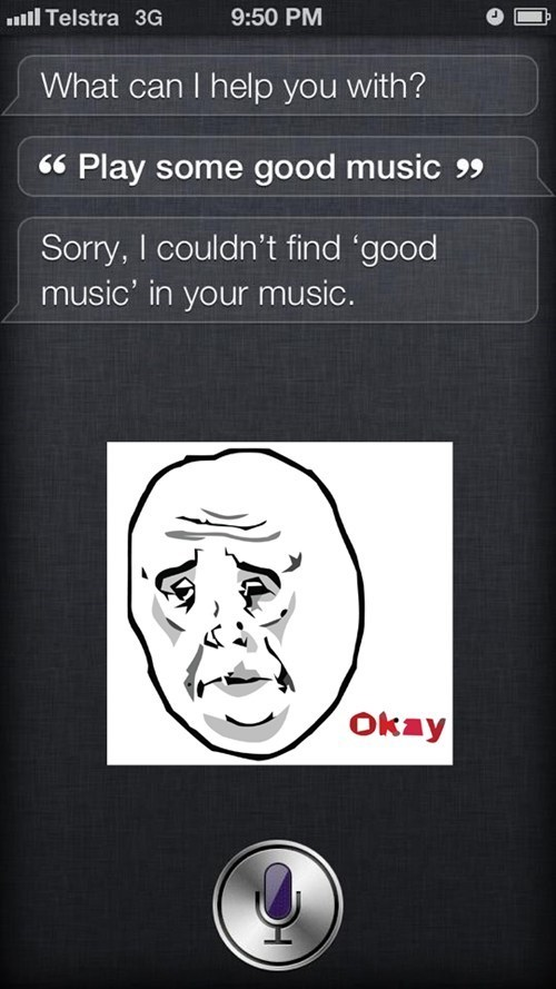 Siri Burns My Abba Collection