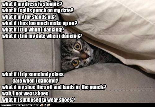Prom Worries