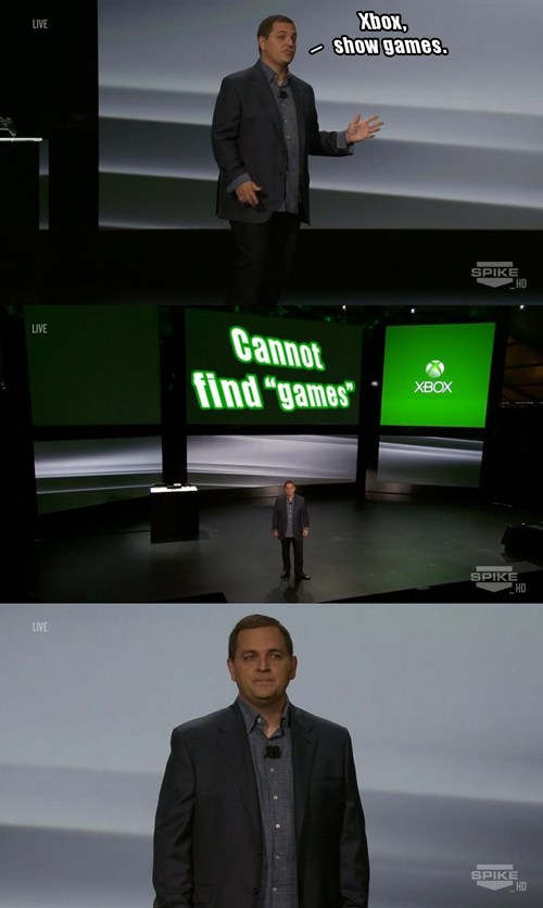 They Should Have Asked Xbox One for This