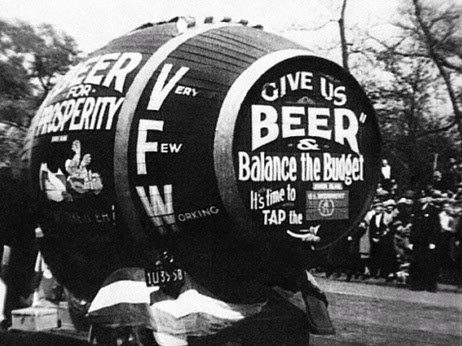 Now That's a Keg