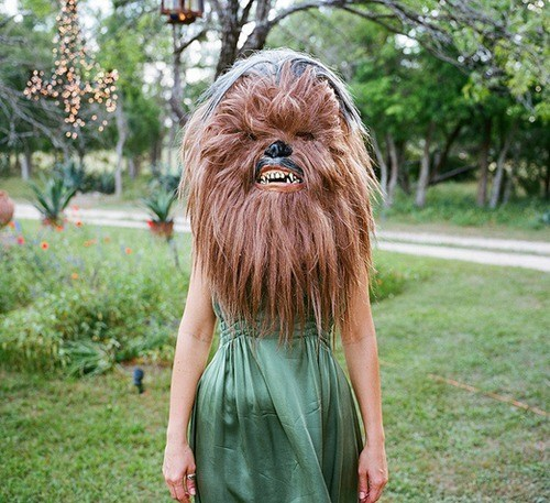 Chewbacciana Goes to Prom