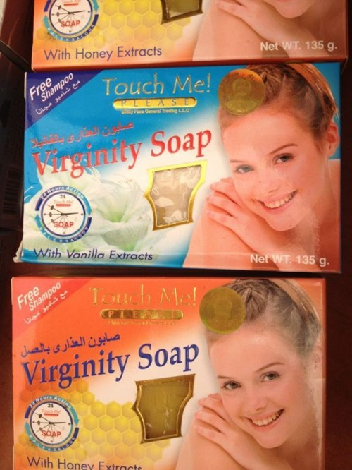 Your Soap Just Came in!