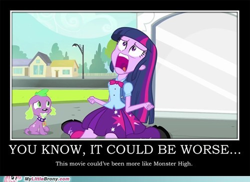 Or maybe even like Twilight...no offense