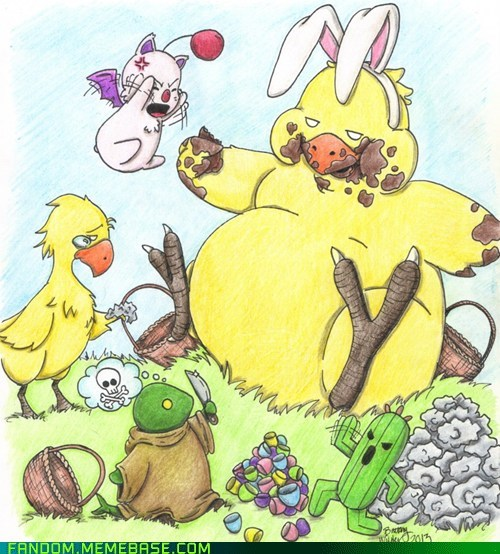 Final Fantasy Easter