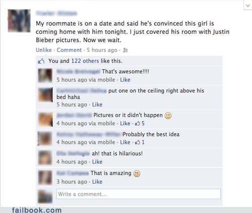 Roommate Sabotage