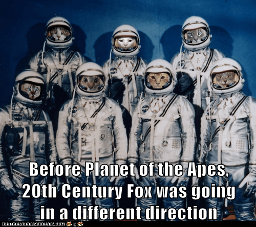 Before Planet of the Apes,