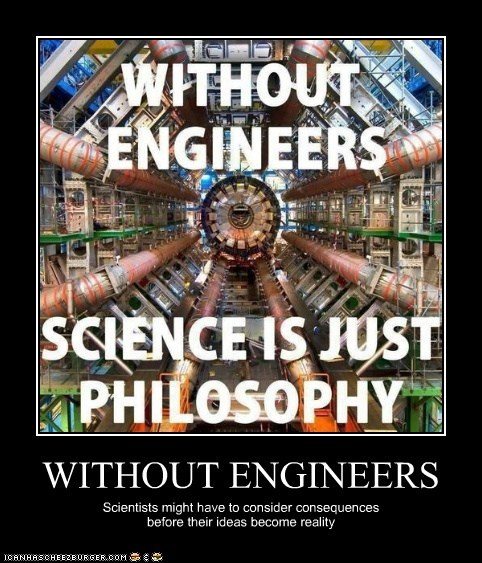 WITHOUT ENGINEERS