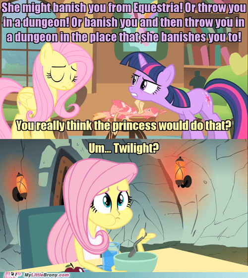 Never Touch Celestia's Pet... NEVER