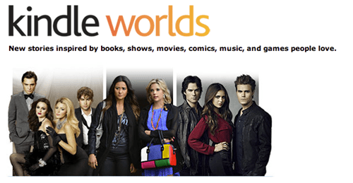 Fandom News of the Day: Amazon Unveils a Fanfic Publishing Platform