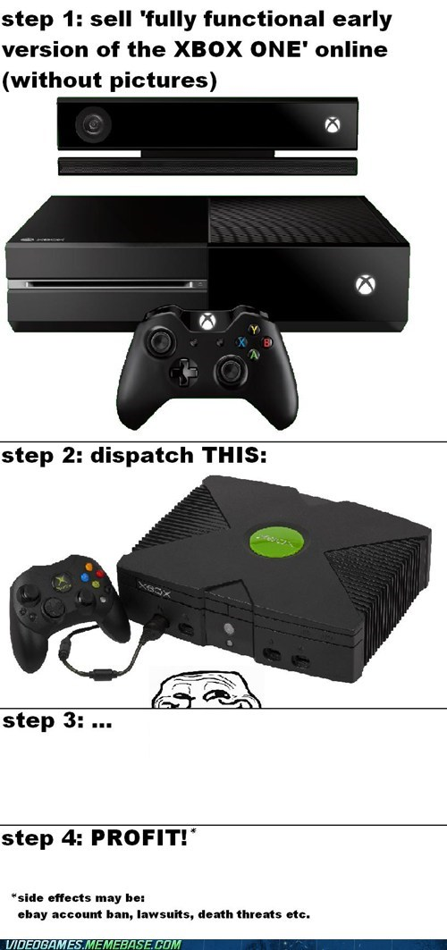 trolling,xbox reveal,funny