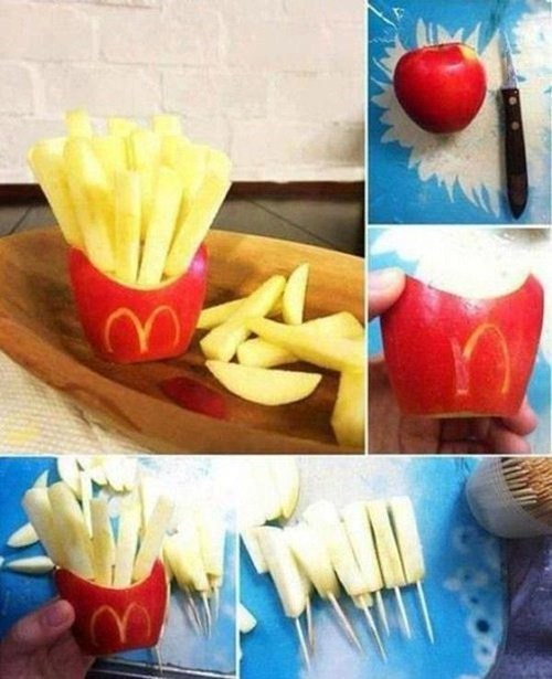Apple Fries WIN
