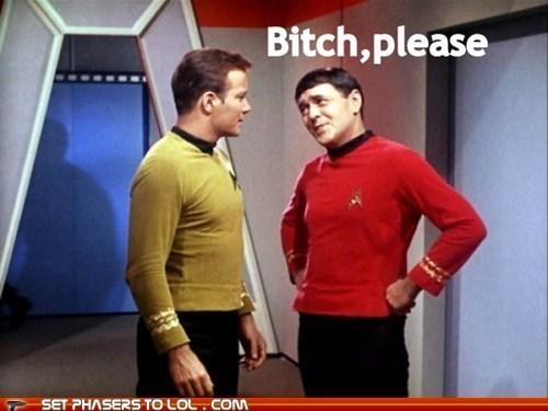 b please,Star Trek,funny