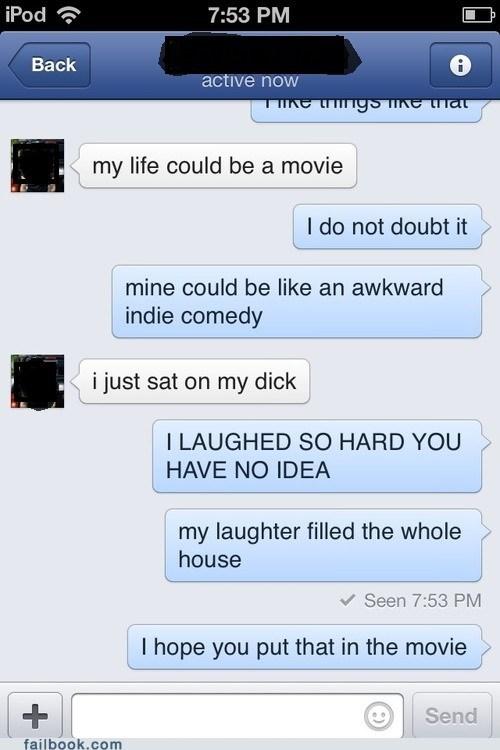 Awkward Fail