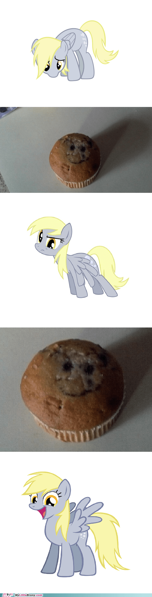 So I made some muffins...