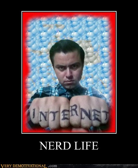 I Didn't Choose Nerd Life