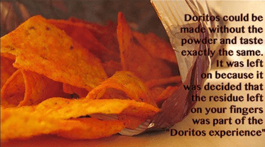 What Do You Think of the Doritos Experience?