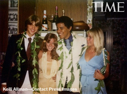 The POTUS Had Some Game Back in the Day