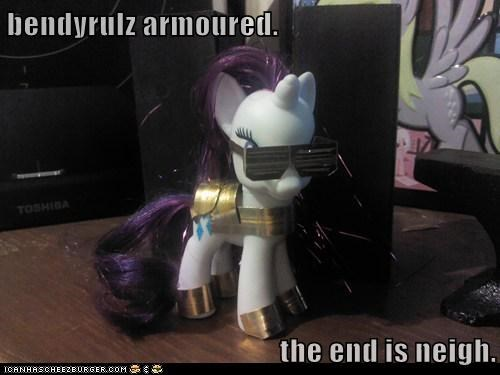 bendyrulz armoured.  the end is neigh.